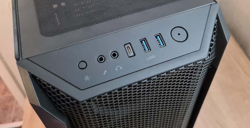 9 Cougar MX660 Mesh RGB E ATX Case Review