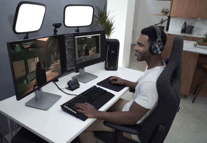 CORSAIR Launches VIRTUOSO RGB Wireless XT Gaming Headset