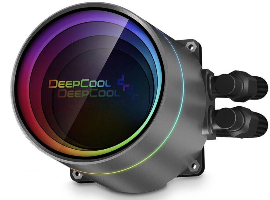 DeepCool Gamer Storm Castle 360EX A-RGB AIO CPU Cooler Revealed