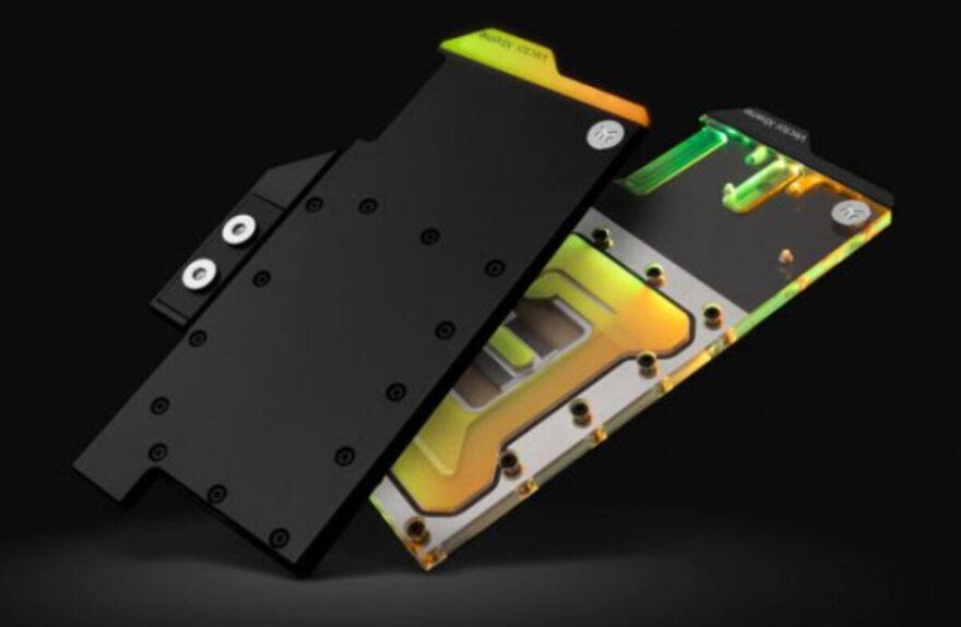 EK Reveals Aorus Xtreme/Master RTX 30 Series Waterblock