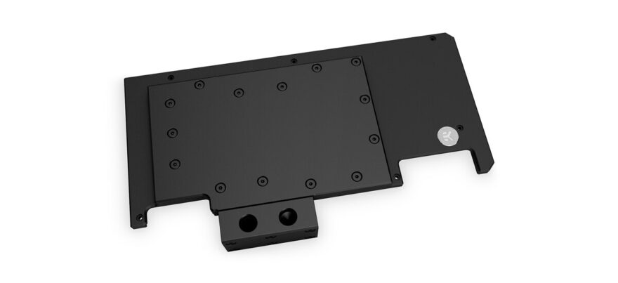 EK Releases Active Backplates for Strix RTX 3080/3090 Cards