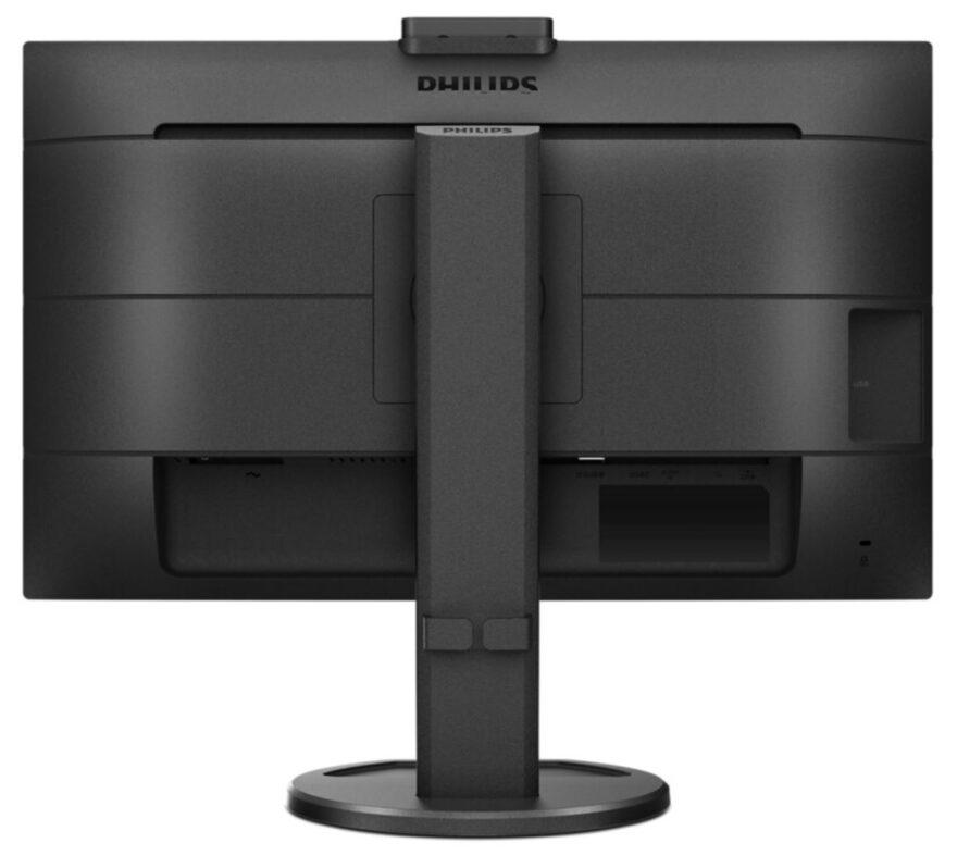 Philips 243B9H Monitor With USB-C & Windows Hello Webcam Revealed