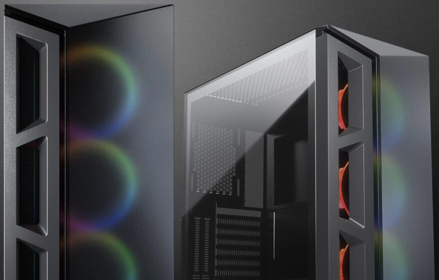Cougar DarkBlader X5 RGB Mid-Tower PC Case Review