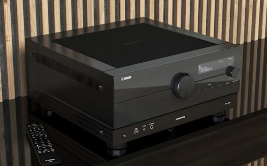 Yahama Launching New Receivers 4K/120 and Xbox Series X - Sort of...