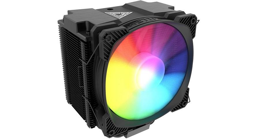 Montech All-Black ARGB AIR Cooler 210