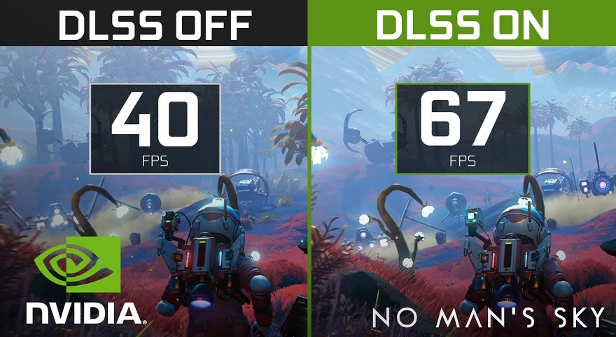 Nvidia 466.63 Drivers Adds No Mans Sky DLSS Support
