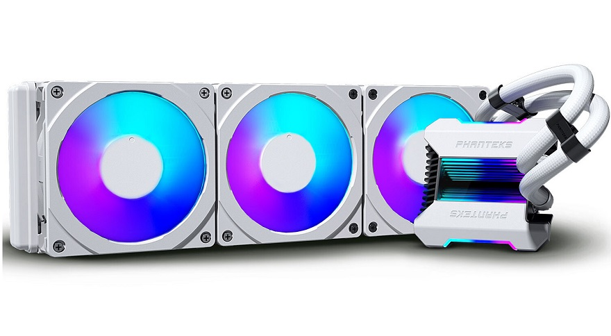 Phanteks Glacier One 360MPH All-In-One Liquid CPU Cooler