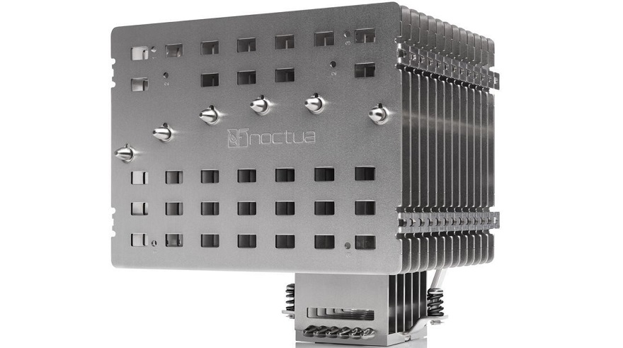 Noctua NH-P1 Fanless CPU Cooler