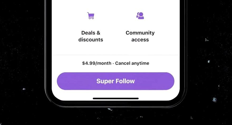 Twitter Leak Suggest 'Super Follow' Update is Coming Soon