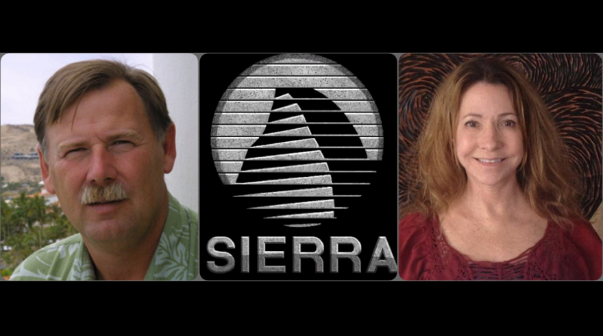 Ken and Roberta Williams Top Secret Sierra