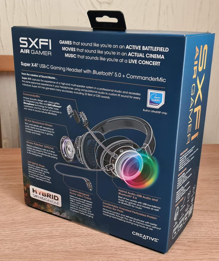 2 Creative SXFI AIR Gaming Review
