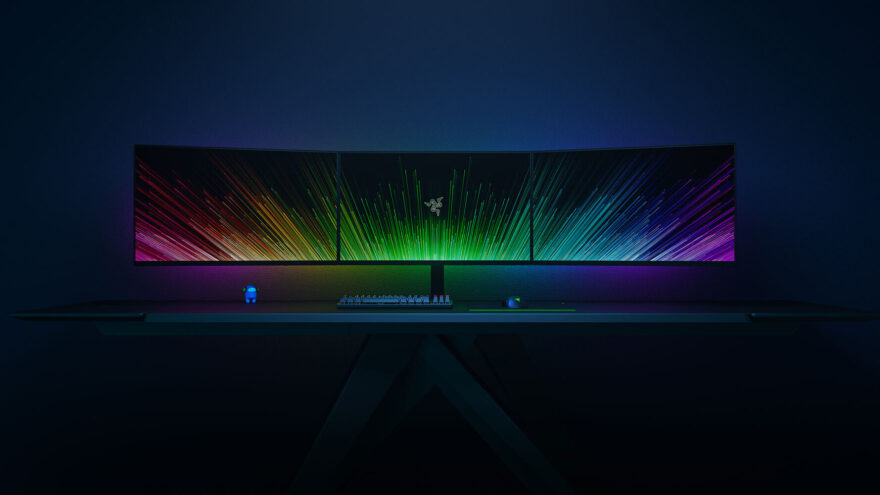 Razer Unveils Impressive New Raptor 27 Gaming Monitor