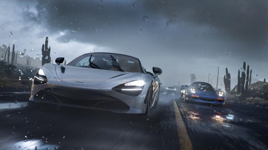 Forza Horizon 5 PC Minimum Requirements + First Official Screenshots