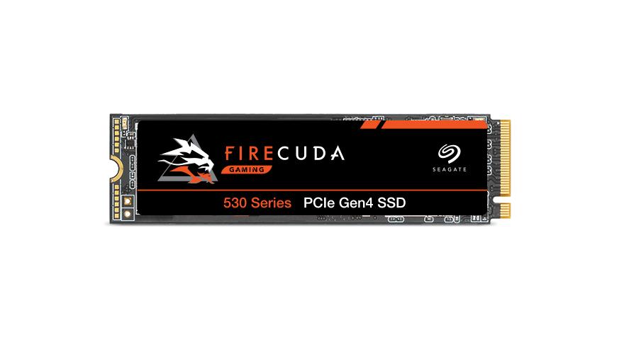 Seagate FireCuda 530 PCIe 4.0 SSD