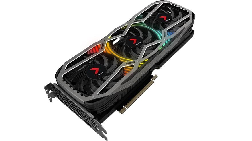 PNY XLR8 Gaming GeForce RTX 3080 Ti and GeForce RTX 3070 Ti