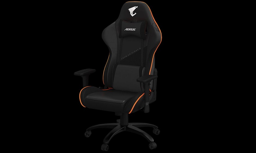 Gigabyte AORUS AGC310 Gaming Chair