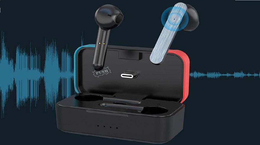 Mixcder G1 True Wireless Gaming Earbuds