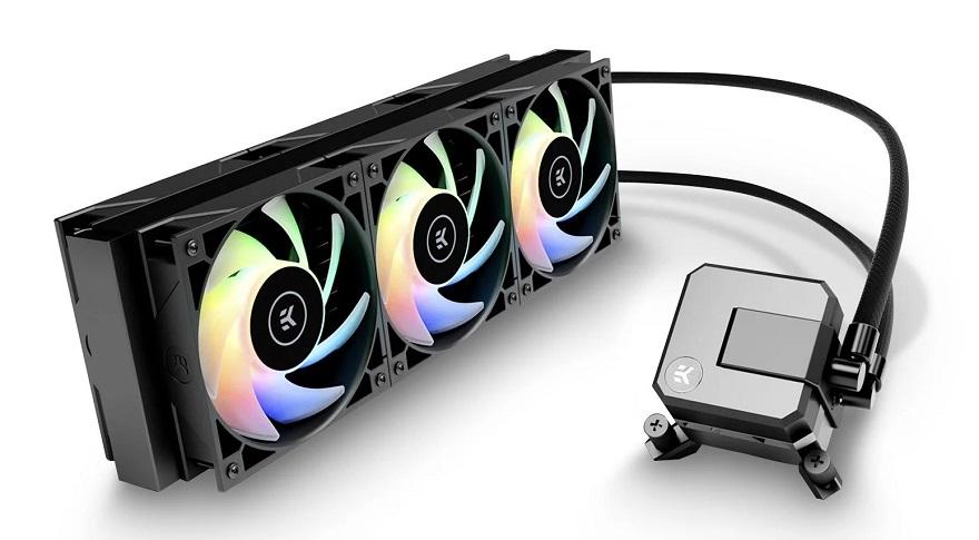 EK AIO Elite 360 D-RGB CPU