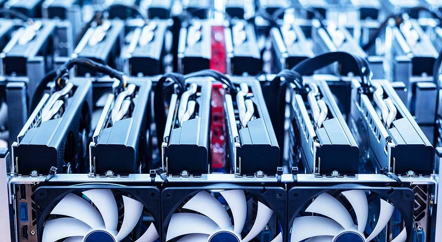 graphics card mining cryptocurrency china