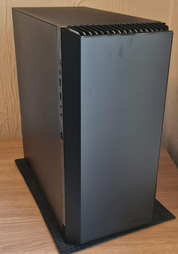 Antec P82 Silent Mid-Tower Case Review
