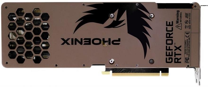 Gainward GeForce RTX 3080 Ti and RTX 3070 Ti Phoenix Graphics Cards