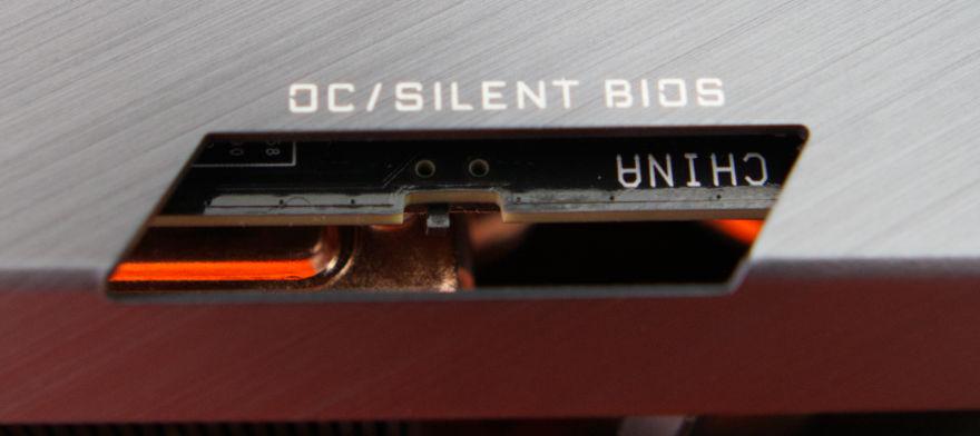 Gigabyte RTX 3070 Ti AORUS MASTER oc switch