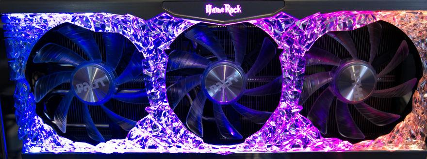 PALIT RTX 3070 Ti GameRock RGB 14 1