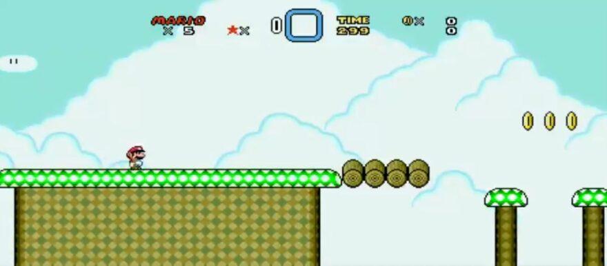Super Mario World Widescreen Project Released