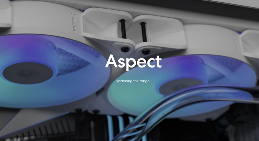 Fractal Design Aspect Fan Series