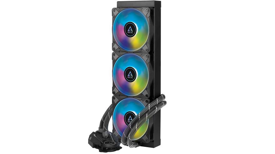 Arctic Liquid Freezer II 360 RGB/A-RGB Coolers