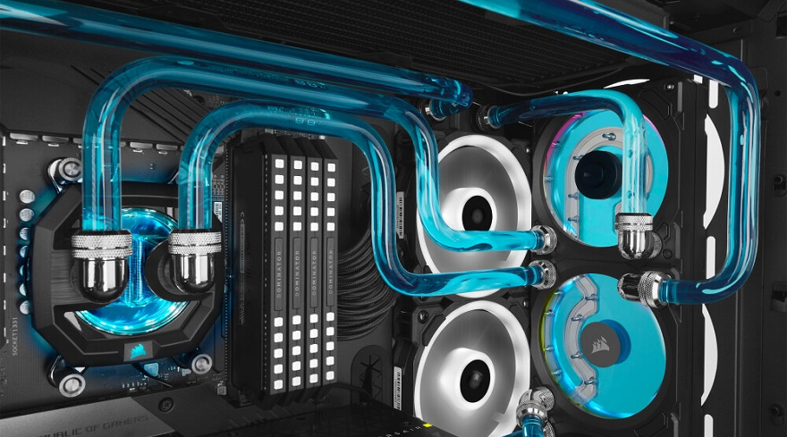 Corsair CORSAIR Hydro X Series XD7 RGB Pump/Reservoir Combo