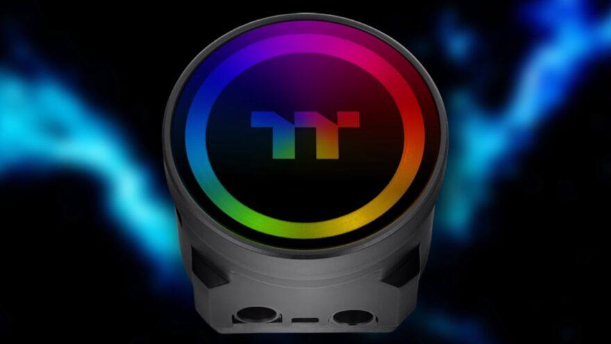 Thermaltake Toughliquid 360 ARGB Sync AIO Cooler Review