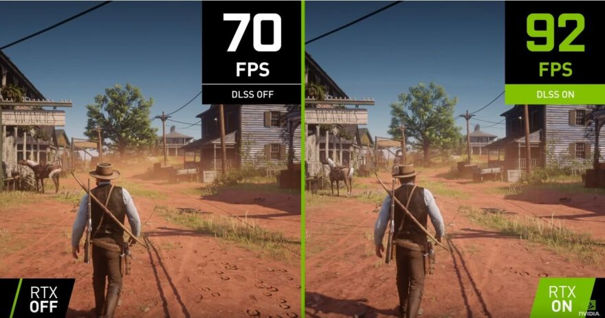 GeForce 471.41 Drivers Support Windows 11 and DLSS on RDR2