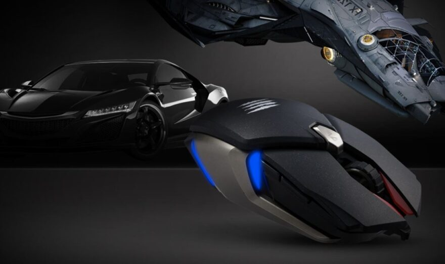 Mad Catz B.A.T. 6+ Ambidextrous Gaming Mouse Review