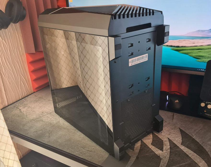 Antec Draco 10 Mini Tower Case 12