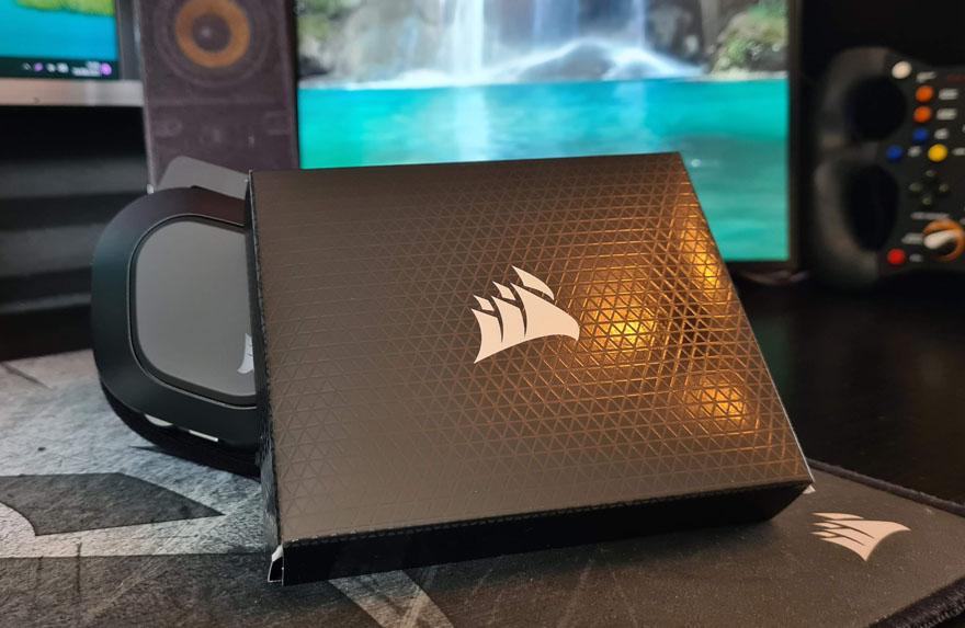 Corsair HS80 RGB Wireless 5
