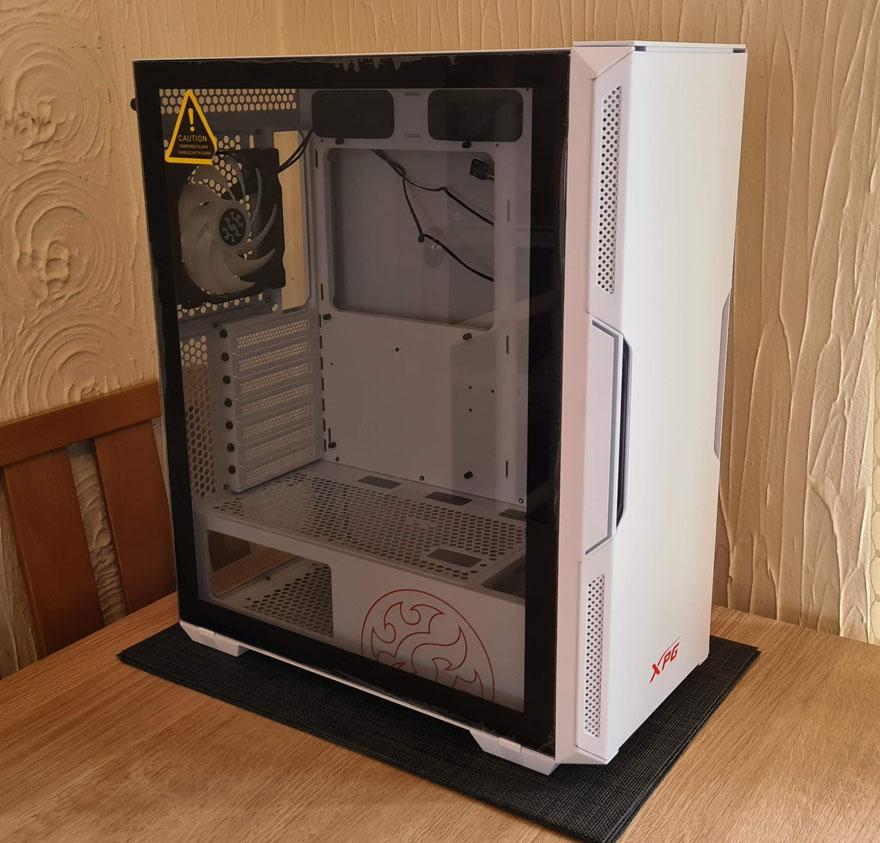 XPG Starker PC Case Review 1