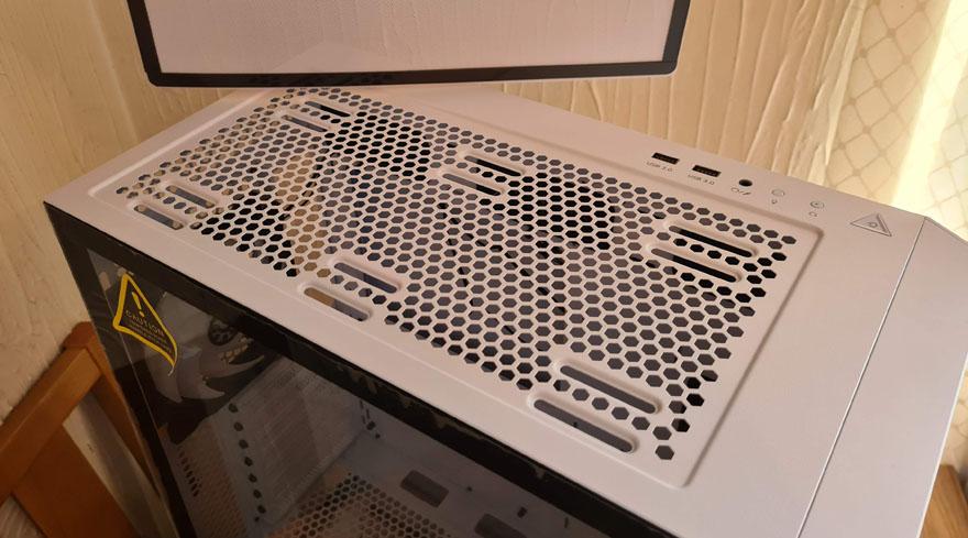 XPG Starker PC Case Review 8