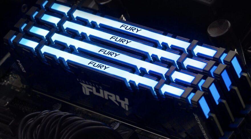 Kingston FURY Renegade DDR4 32GB 3600MHz Memory Review