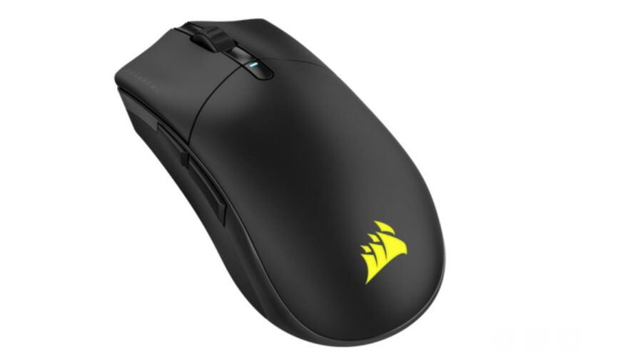 Corsair Sabre RGB Pro Wireless Champion Series Mouse Review
