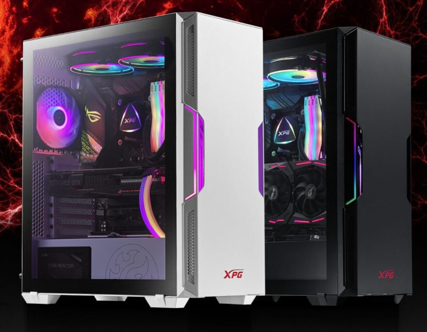 XPG Starker Mid-Tower PC Case Review