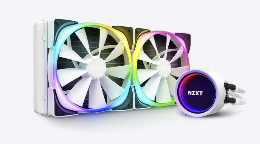 NZXT Kraken X63 RGB (White)