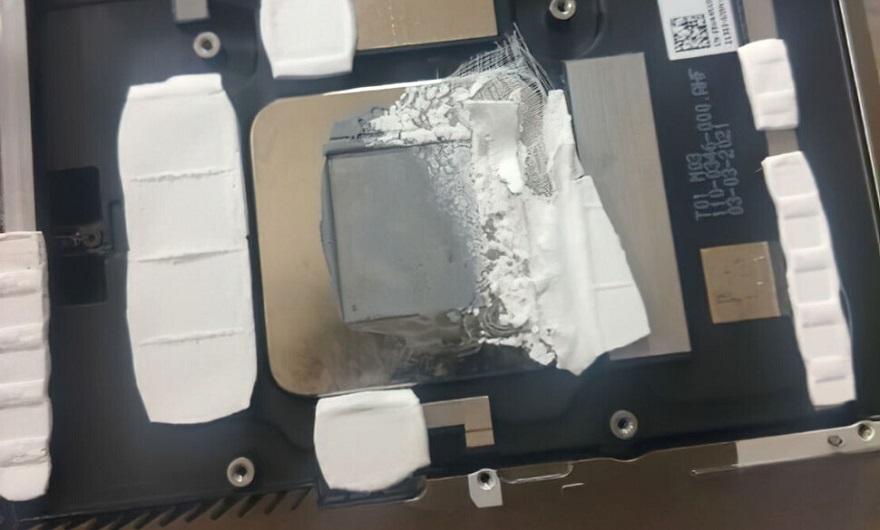 GPU thermal pad