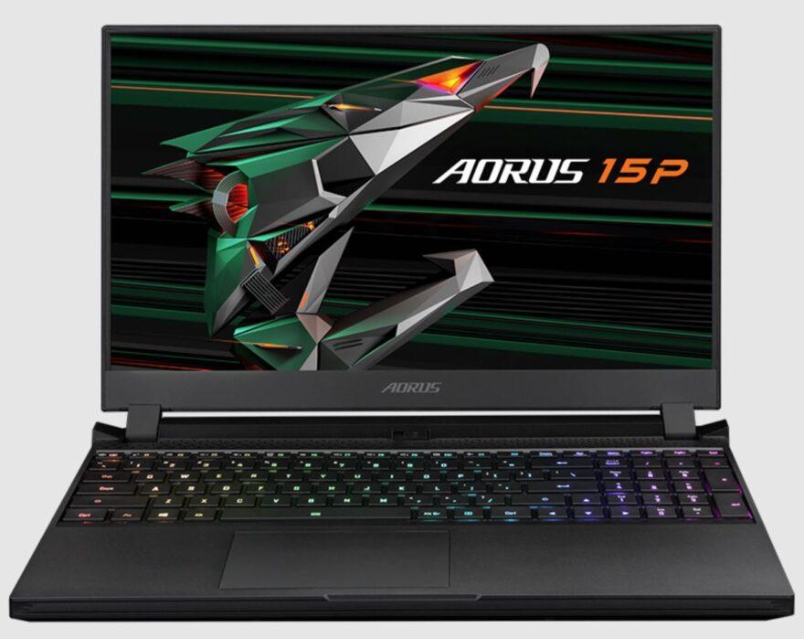 AORUS 15P Gaming Laptop Review