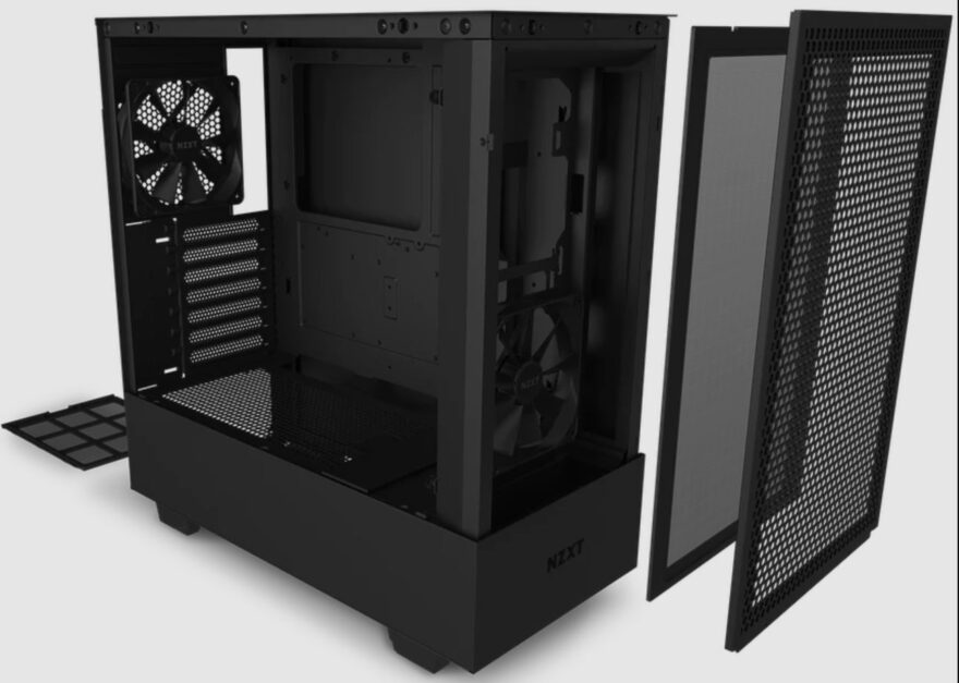 NZXT H510 Flow Mid-Tower Case Review