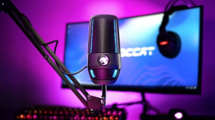 Roccat Torch Gaming Microphone Review