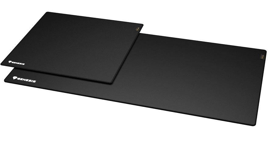 Genesis Carbon 700 XL and Maxi Mousepads