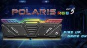 GeiL POLARIS RGB DDR5 Gaming Memory Kits
