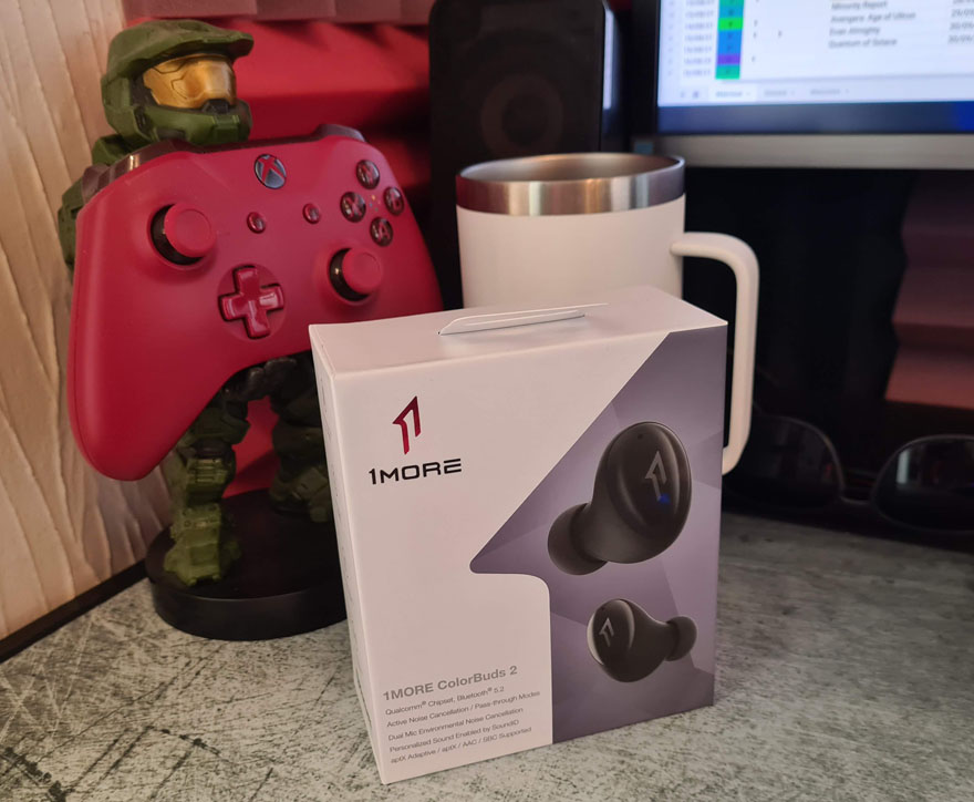 1MORE ColorBuds 2 Wireless Headphones 3