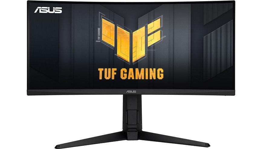 ASUS TUF Gaming VG30VQL1A Curved Ultrawide Gaming Monitor